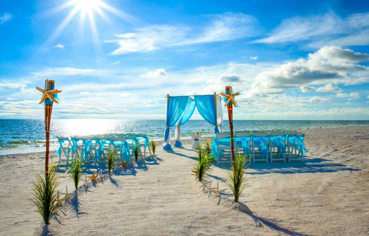beach wedding organizer thailand